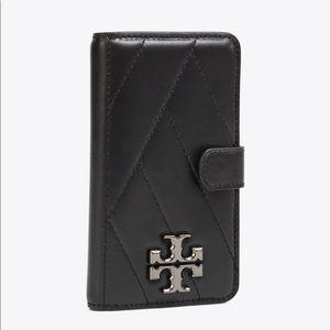 Tory Burch Kira Chevron iPhone 8 Case NWT